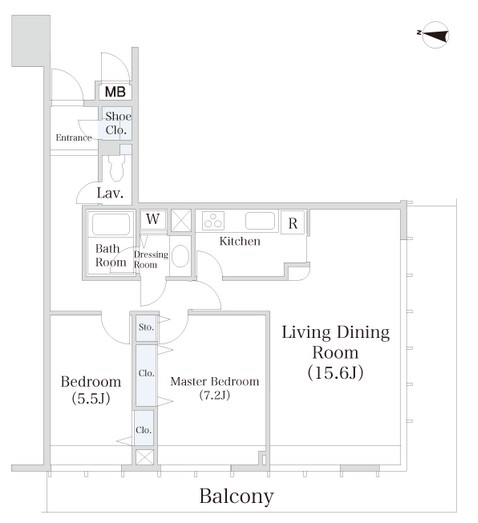 小石川シティハイツ607号室