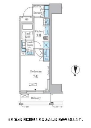 パークアクシス錦糸町レジデンス902号室