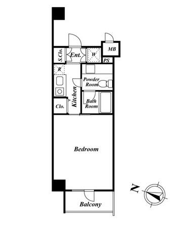 KDXレジデンス品川シーサイド 213号室