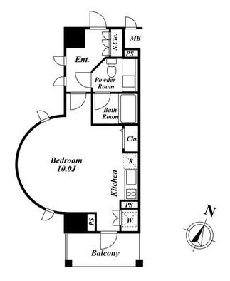 KDXレジデンス品川シーサイド 709号室