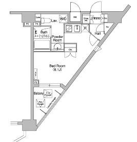 コンフォリア下北沢509号室
