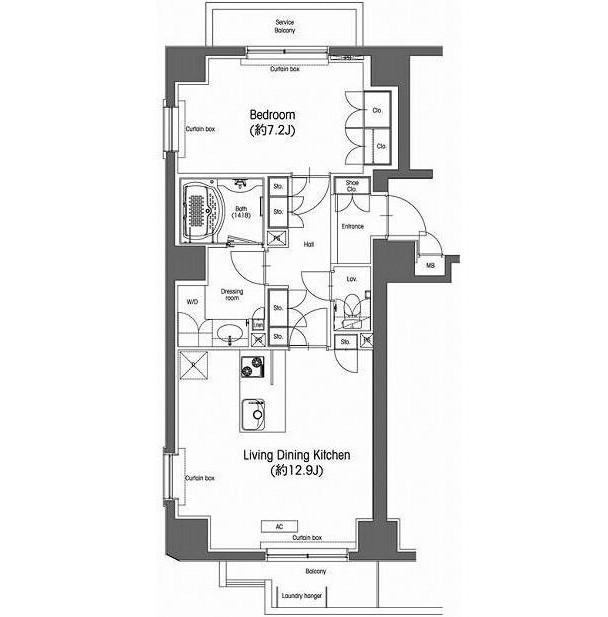 コンフォリア九段401号室