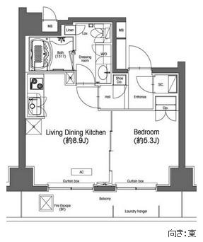 コンフォリア九段702号室