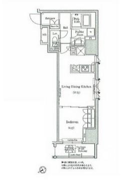 コンフォリア浅草橋606号室