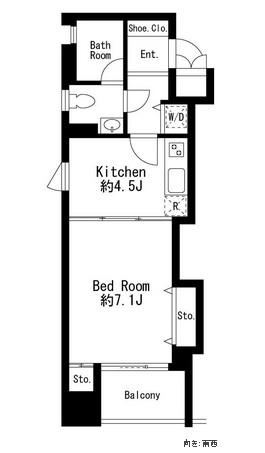 トップレジデンス日本橋茅場町301号室