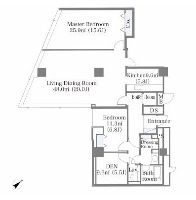 ニチレイ東銀座レジデンス2005号室