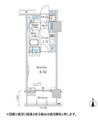 パークアクシス蒲田ステーションゲート1011号室