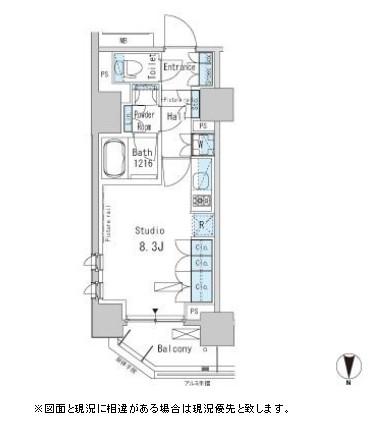 パークアクシス蒲田ステーションゲート501号室