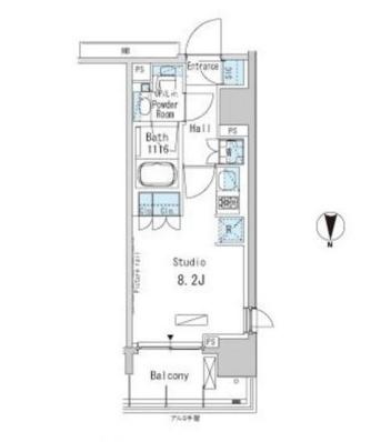 パークアクシス蒲田ステーションゲート607号室
