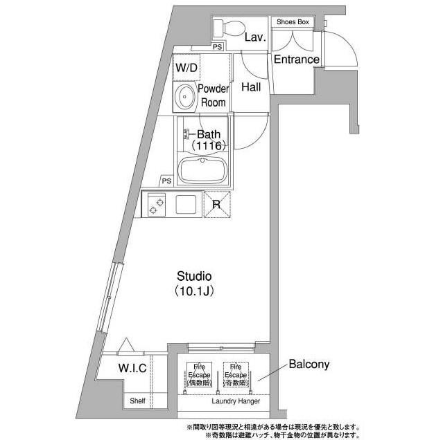 コンフォリア銀座EAST508号室