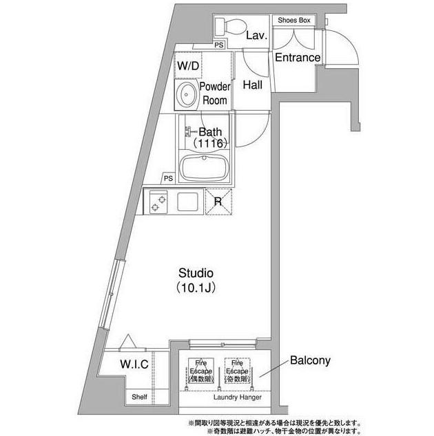 コンフォリア銀座EAST608号室
