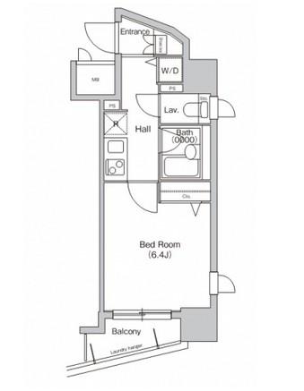 プライムアーバン西新宿Ⅰ701号室