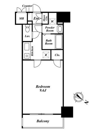 プレミアステージ駒込 603号室