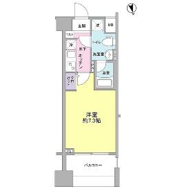 メインステージ白金高輪駅前1002号室
