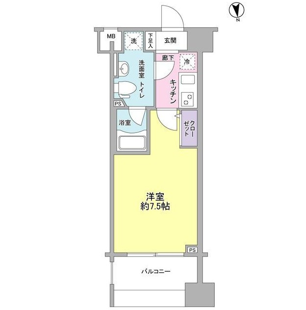 メインステージ白金高輪駅前903号室