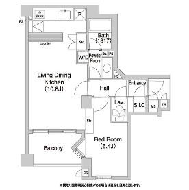 コンフォリア碑文谷102号室