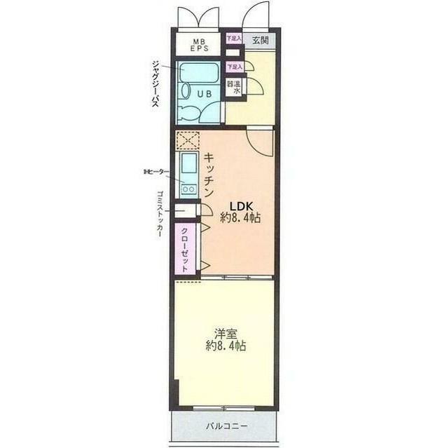ラ・レジダンス・ド・白金台902号室