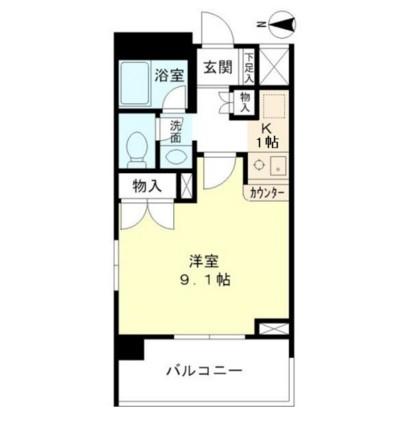リュミエール三田307号室