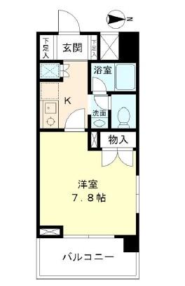 リュミエール三田601号室