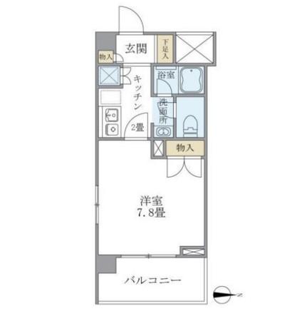 リュミエール三田603号室