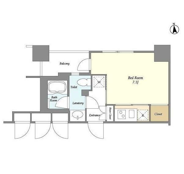 東急セットアップレジデンス恵比寿301号室