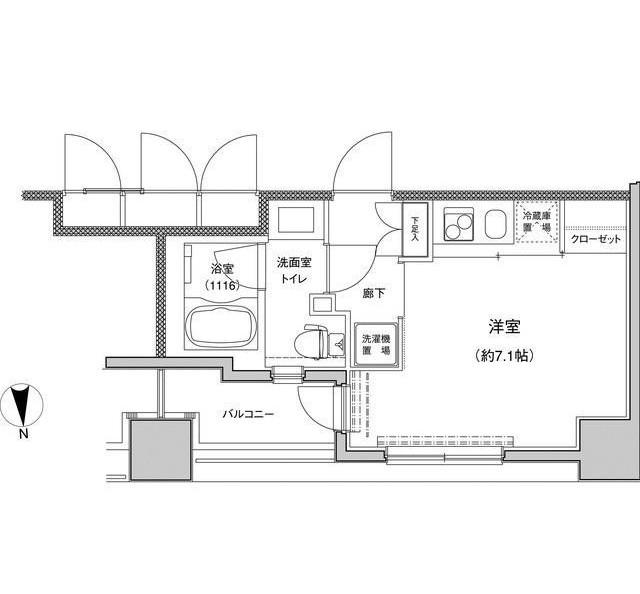 東急セットアップレジデンス恵比寿302号室