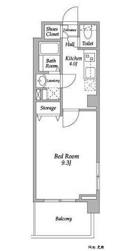 SHOWN HATSUDAIⅡ301号室