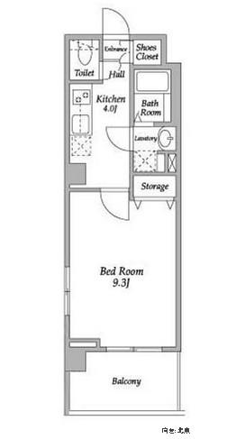 SHOWN HATSUDAIⅡ702号室