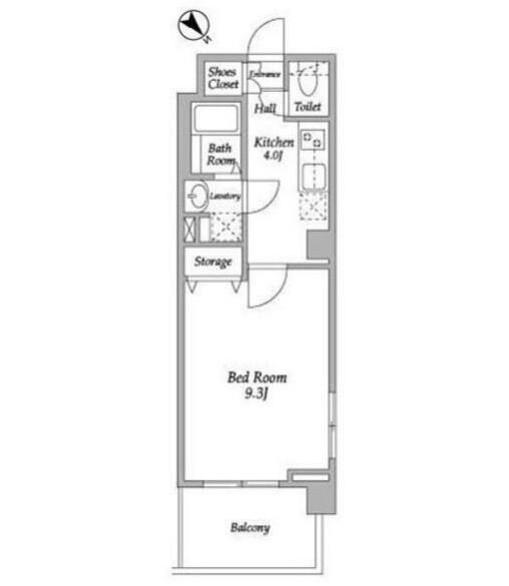 SHOWN HATSUDAIⅡ802号室