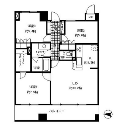 ガーネットコート四谷1102号室