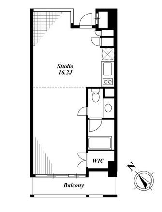 キャビンアリーナ赤坂 702号室