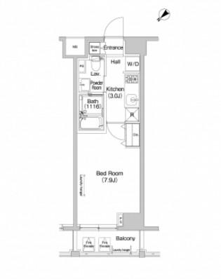 プラウドフラット東中野305号室