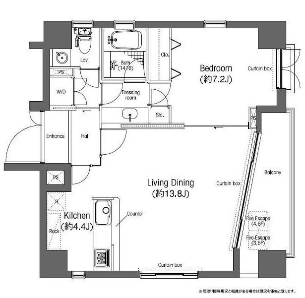 コンフォリア南青山DEUX301号室