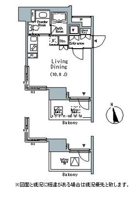 コンフォリア市谷柳町1305号室