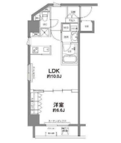コンフォリア新宿御苑Ⅱ301号室