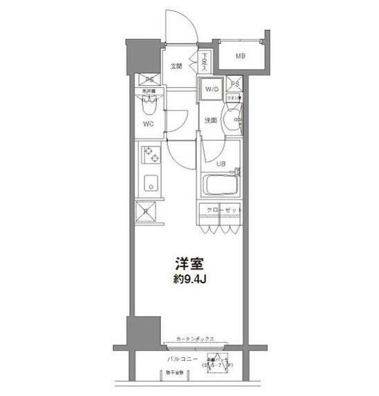 コンフォリア新宿御苑Ⅱ904号室