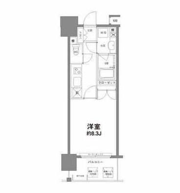 コンフォリア新宿御苑Ⅰ1203号室