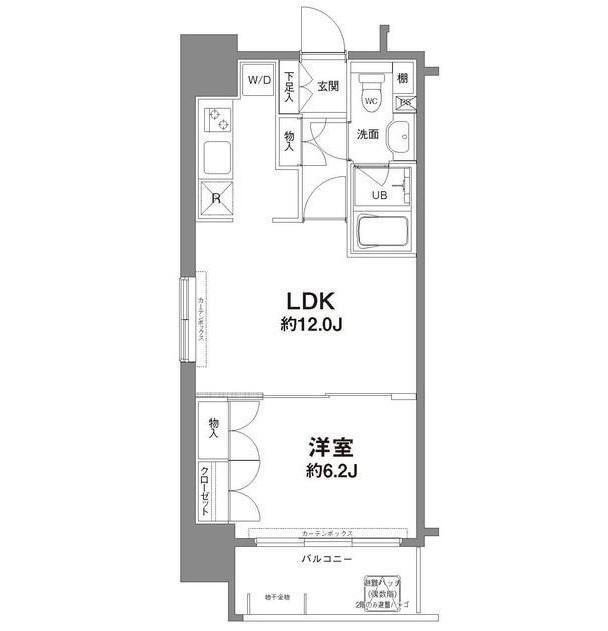 コンフォリア新宿御苑Ⅰ901号室
