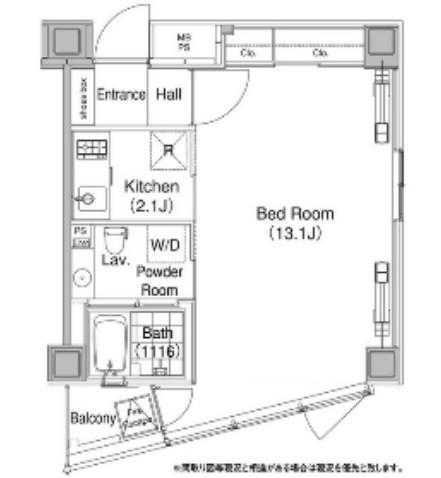 エルスタンザ代官山501号室