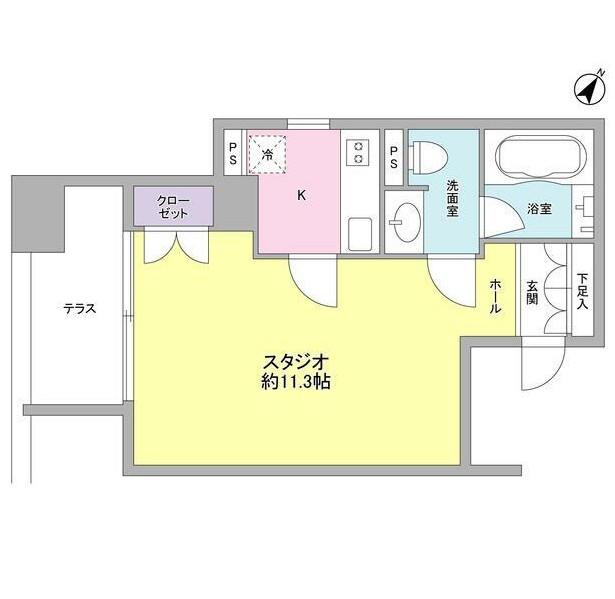 コンフォリア南青山303号室