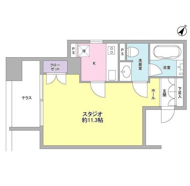 コンフォリア南青山403号室
