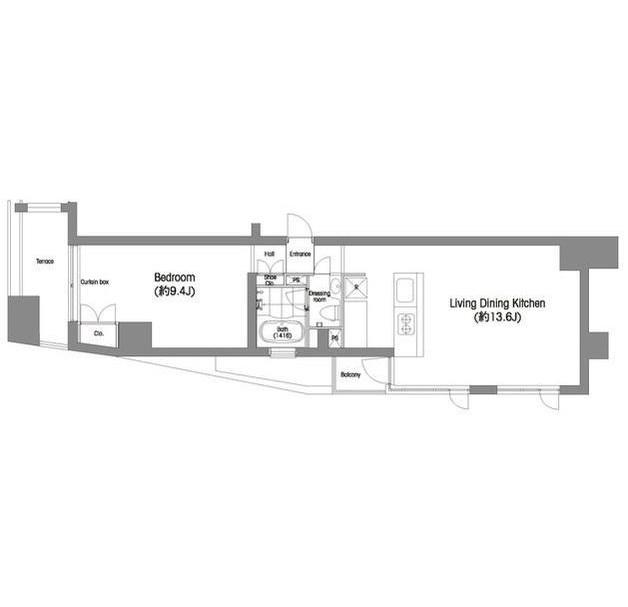 コンフォリア南青山504号室