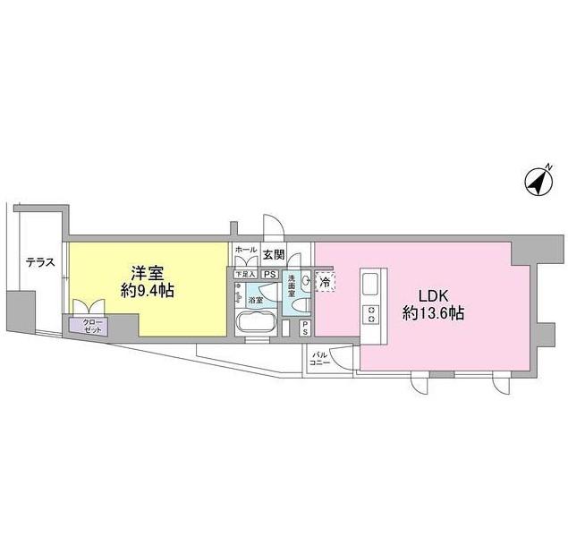 コンフォリア南青山604号室
