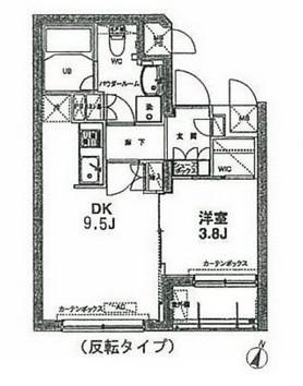 コンフォリア麻布台103号室