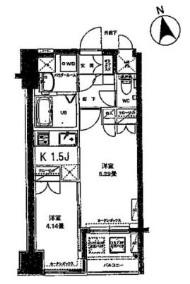 コンフォリア芝公園703号室