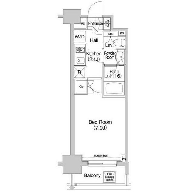コンフォリア三田EAST602号室
