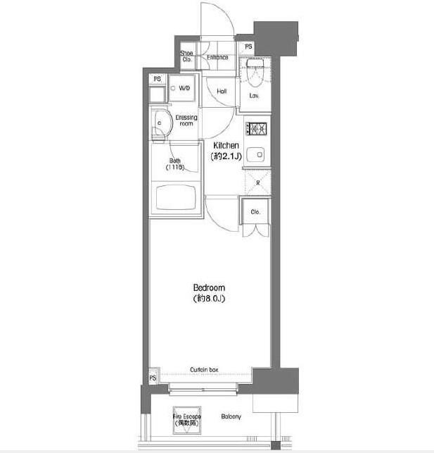 コンフォリア三田EAST703号室