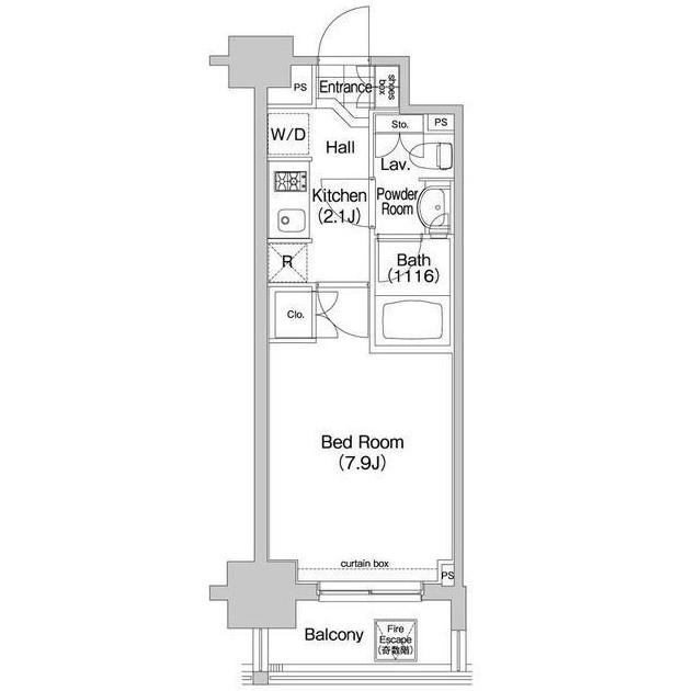 コンフォリア三田EAST802号室