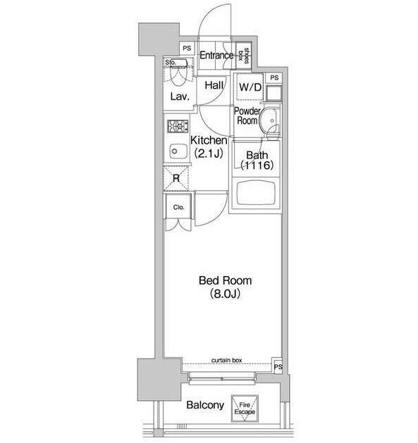 コンフォリア三田EAST804号室