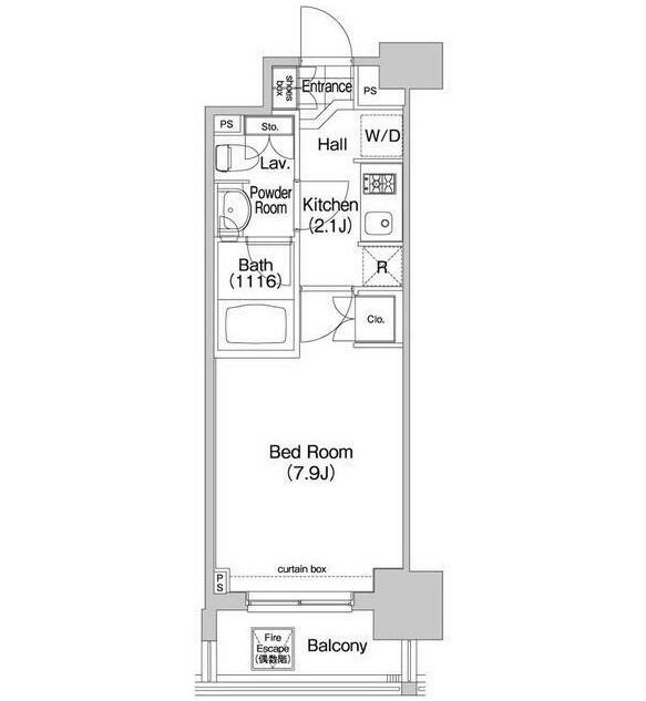 コンフォリア三田EAST805号室